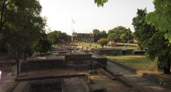 Shaniwarwada Fort in Pune, Maharashtra