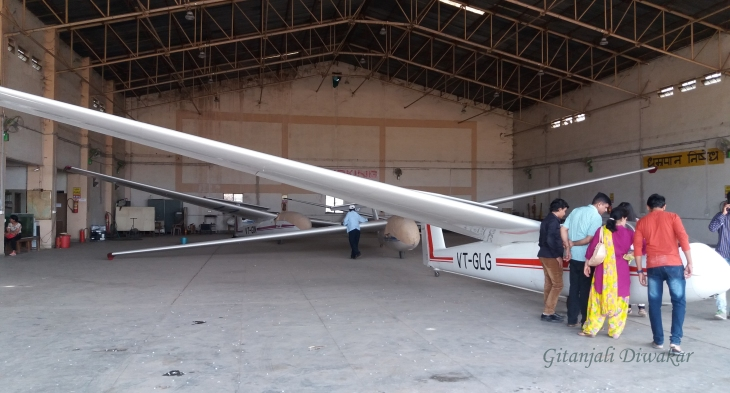 The Hadapsar Gliding School, Pune