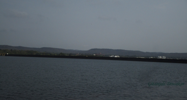 The Khadakwasala Dam in Pune