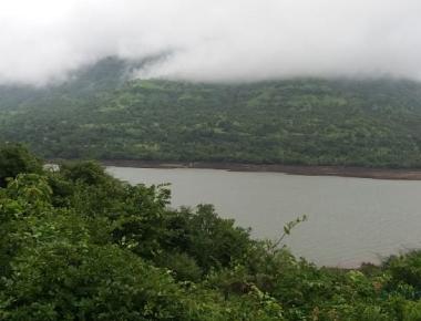 Mulshi Dam in Pune, Maharashtra