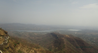 The Sinhagad Fort situated on the outskirts of Pune