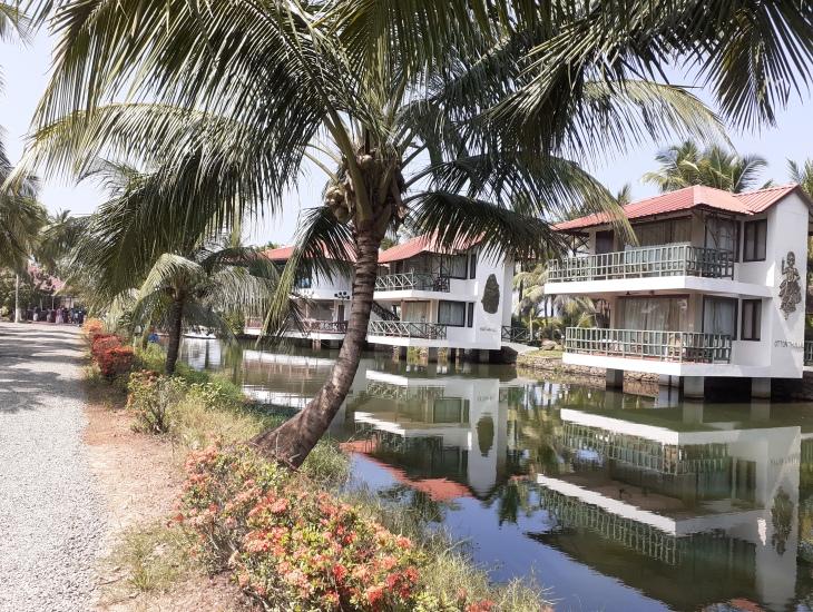 Cottages at Kalathil Resorts, Vaikom, Kerala
