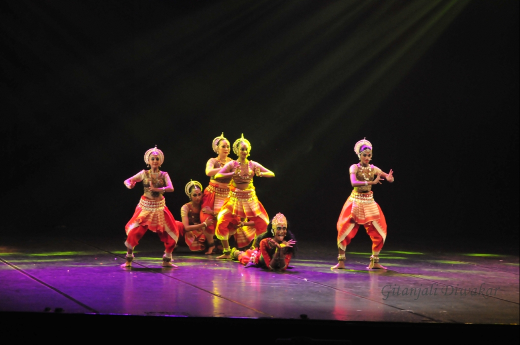 Malaysia's Sutra Dance Theatre, led by Ramli Ibrahim performing in Chennai